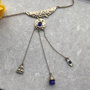 Jewelmint Egyptian treasure necklace